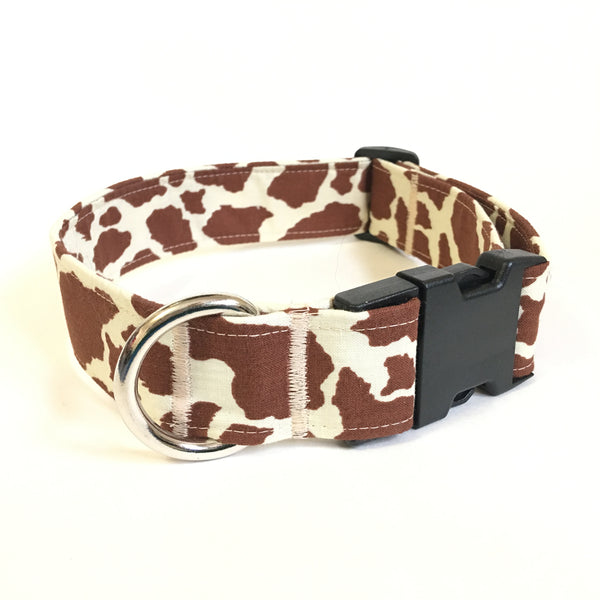 Giraffe Buckle Collar - Small - N.G. Collars