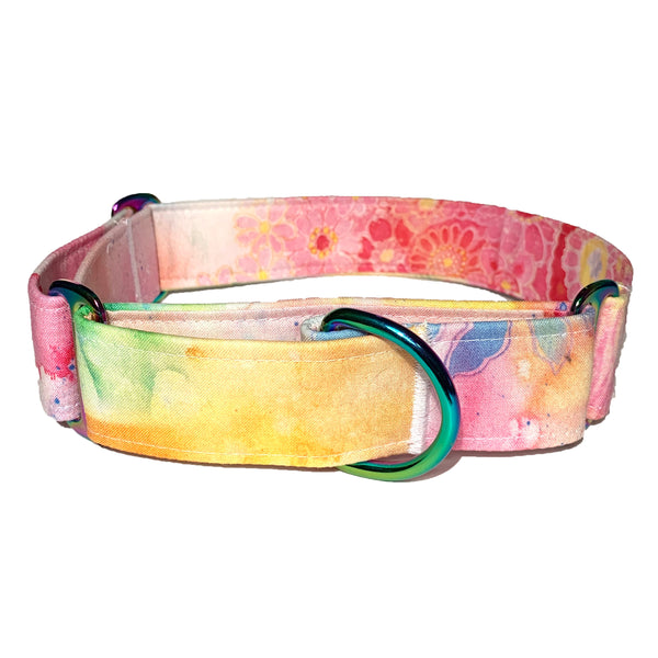 Flower Child Martingale Collar
