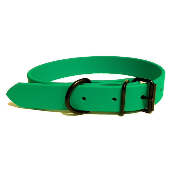 Green Proof Collar - N.G. Collars