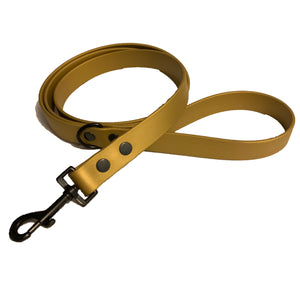 Gold Proof Leash - N.G. Collars