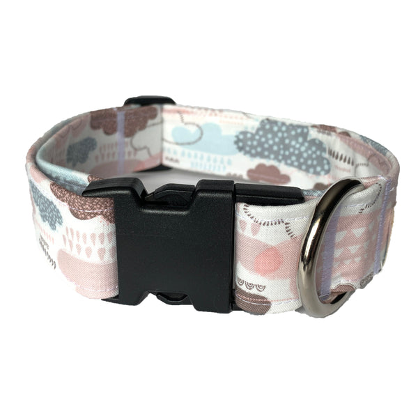 April Showers Buckle Collar - N.G. Collars