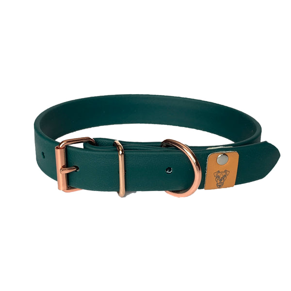 Forrest Green Proof Collar
