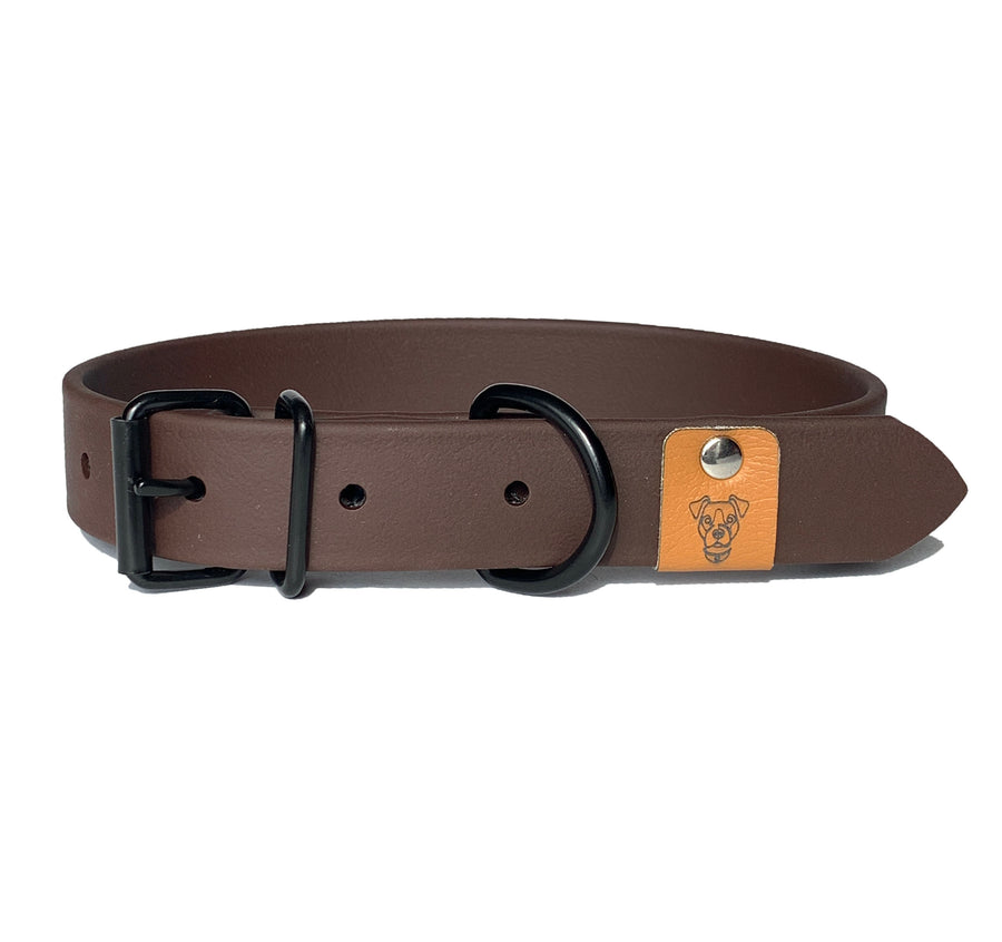 Brown Proof Collar