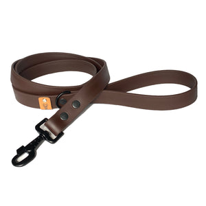 Brown Proof Leash - N.G. Collars