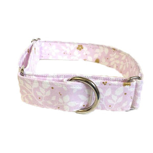 Pinkbell Martingale Collar - N.G. Collars