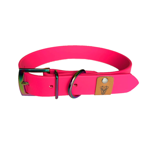 Barbie Pink Proof Collar
