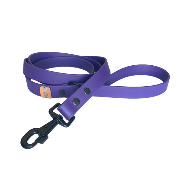 Purple Proof Leash
