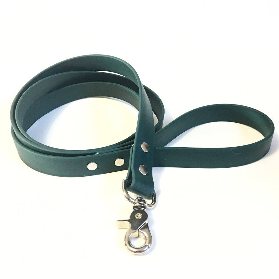 Forrest Green Proof Leash - N.G. Collars