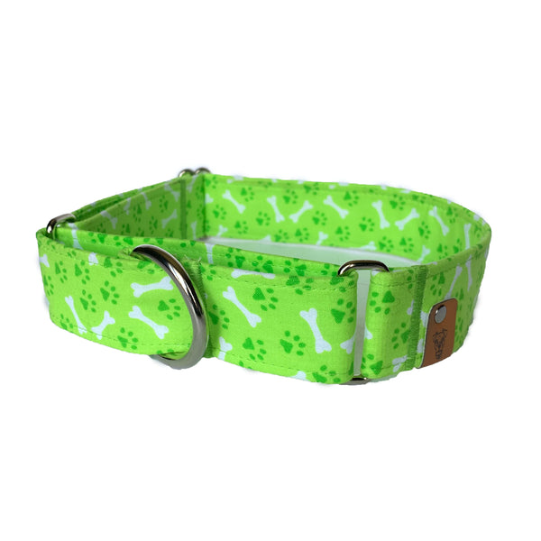 Green Dream Martingale Collar