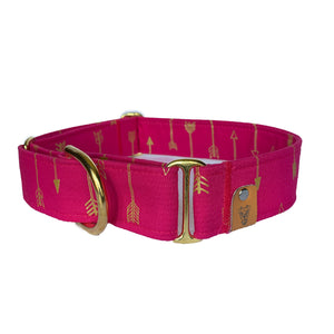 Cream Soda Martingale Collar