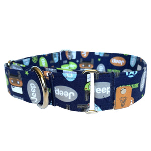 Jeep Martingale Collar