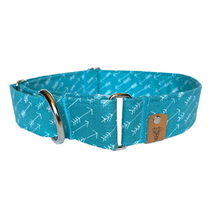 Follow Your Arrow Martingale Collar
