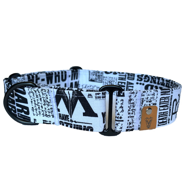 Daily Prophet Martingale Collar