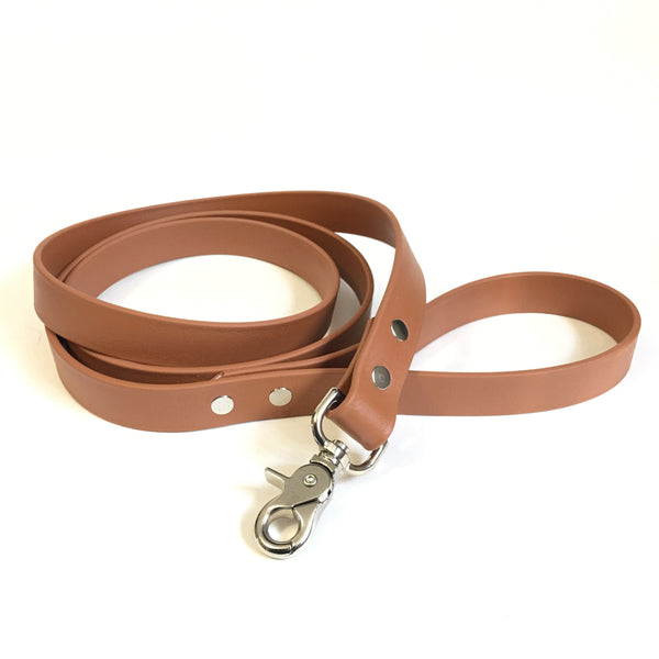Tan Proof Leash - N.G. Collars