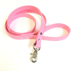 Baby Pink Proof Leash - N.G. Collars