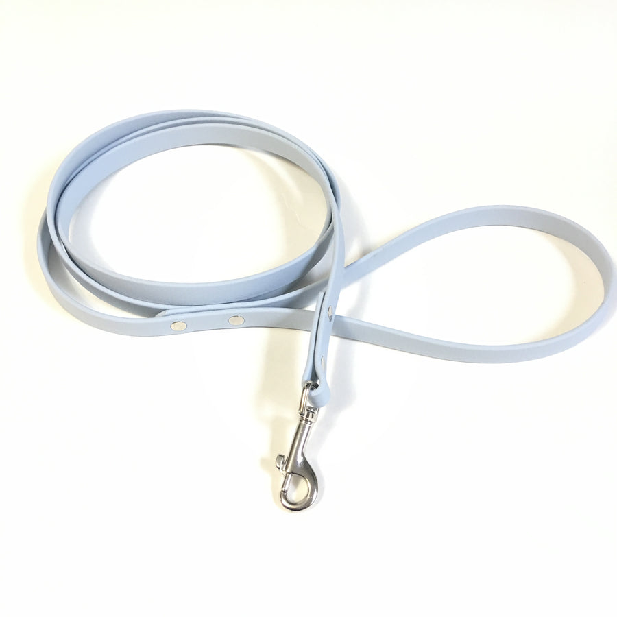 Pastel Blue Proof Leash - N.G. Collars