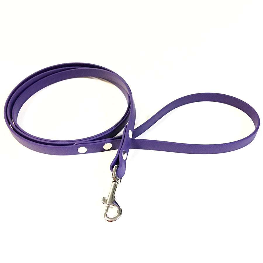 Purple Proof Leash - N.G. Collars