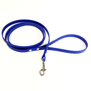 Royal Blue Proof Leash - N.G. Collars