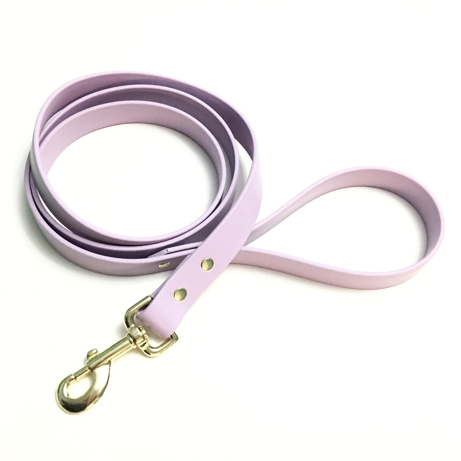 Lavender Proof Leash - N.G. Collars