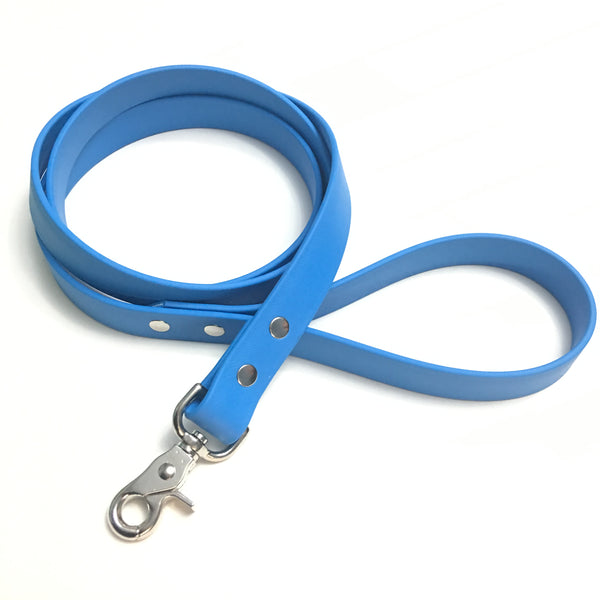 Sky Blue Proof Leash - N.G. Collars