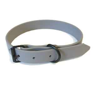 Grey Proof Collar - N.G. Collars