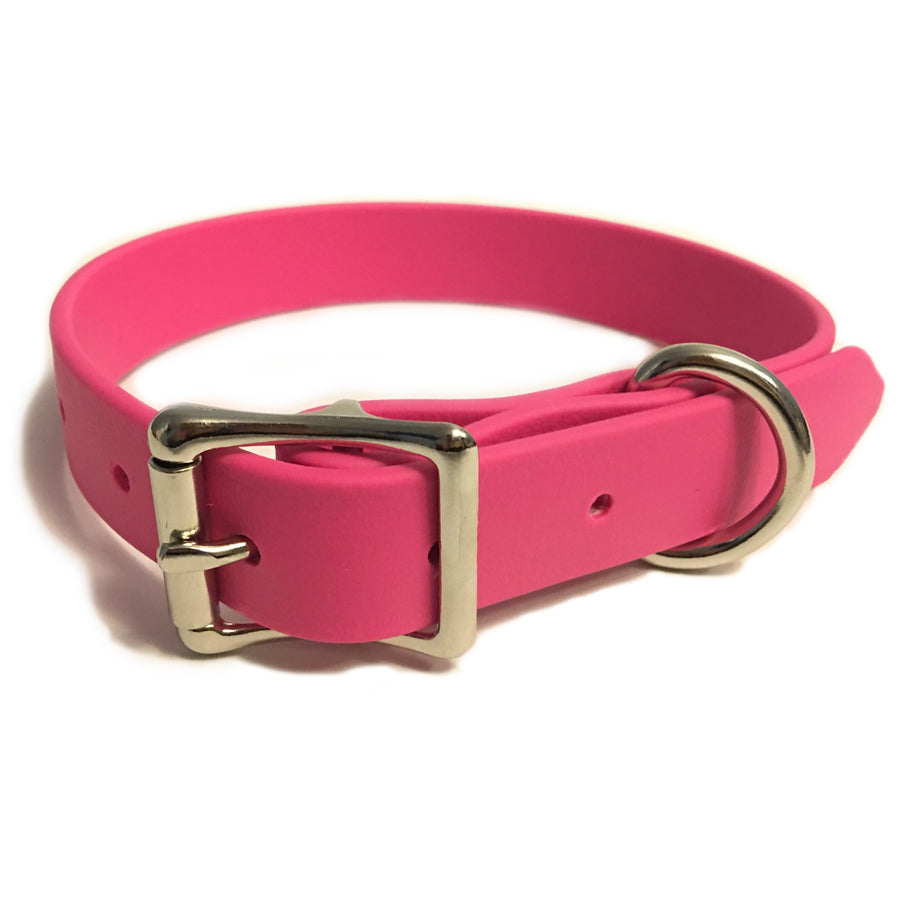 Barbie Pink Proof Collar - N.G. Collars