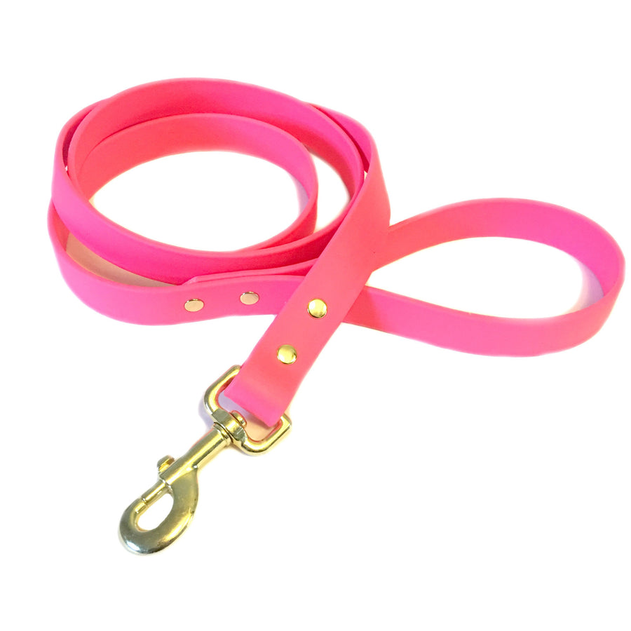 Neon Pink Proof Leash