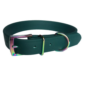 Forrest Green Proof Collar - N.G. Collars