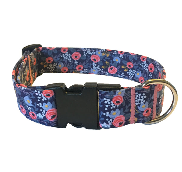 Wedding Bells Buckle Collar - N.G. Collars