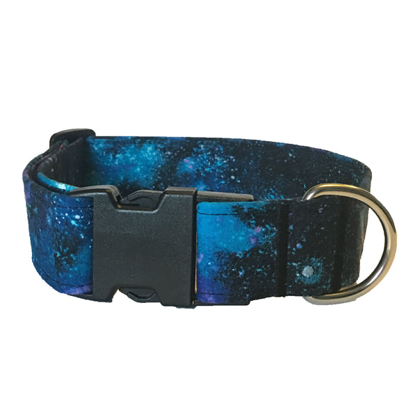 Galaxy Buckle Collar - N.G. Collars