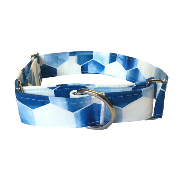 Blue Tide Martingale Collar - N.G. Collars
