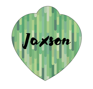 Jaxson Pet Tag