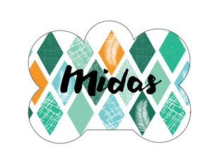 Midas Pet Tag