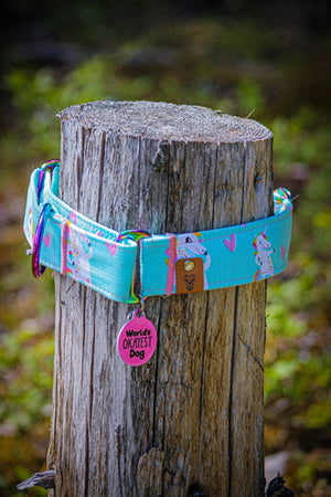 Individuality Martingale Collar