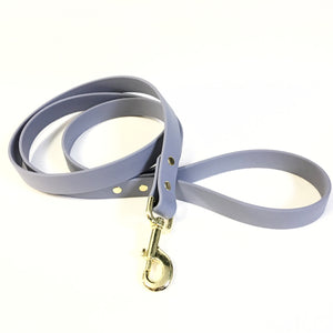Grey Proof Leash - N.G. Collars