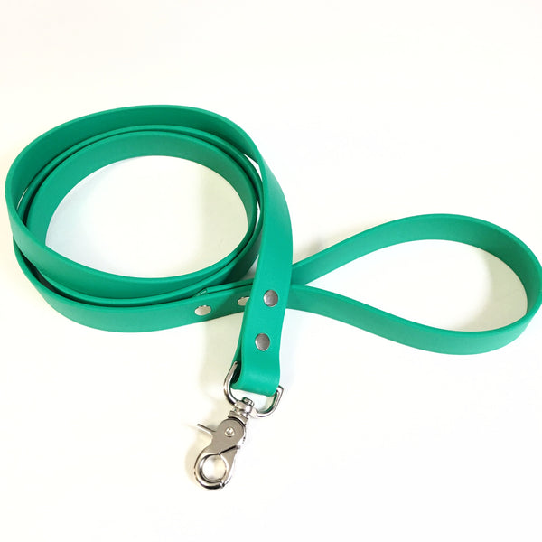 Green Proof Leash - N.G. Collars