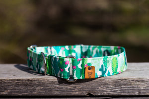Cacti Martingale Collar