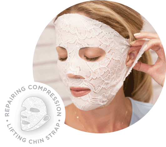 Dermovia benefits of Compression skin care technology