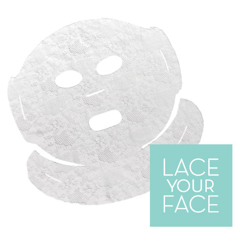 Dermovia Lace Your Face Collection