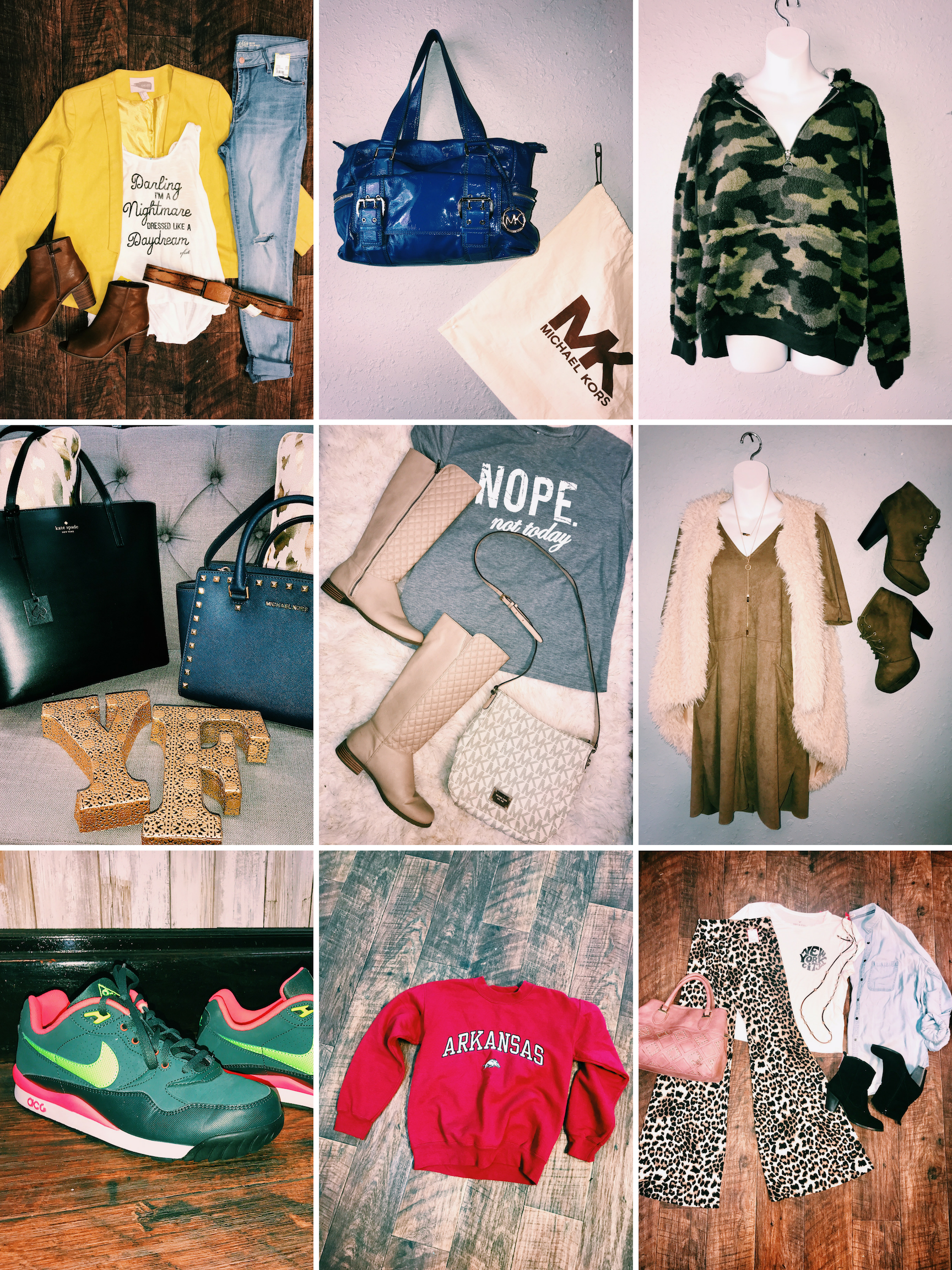 Clothes we want