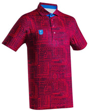 Colorful Golf Shirt for Men