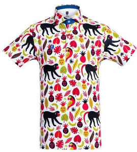 Golf Shirt - Monkey