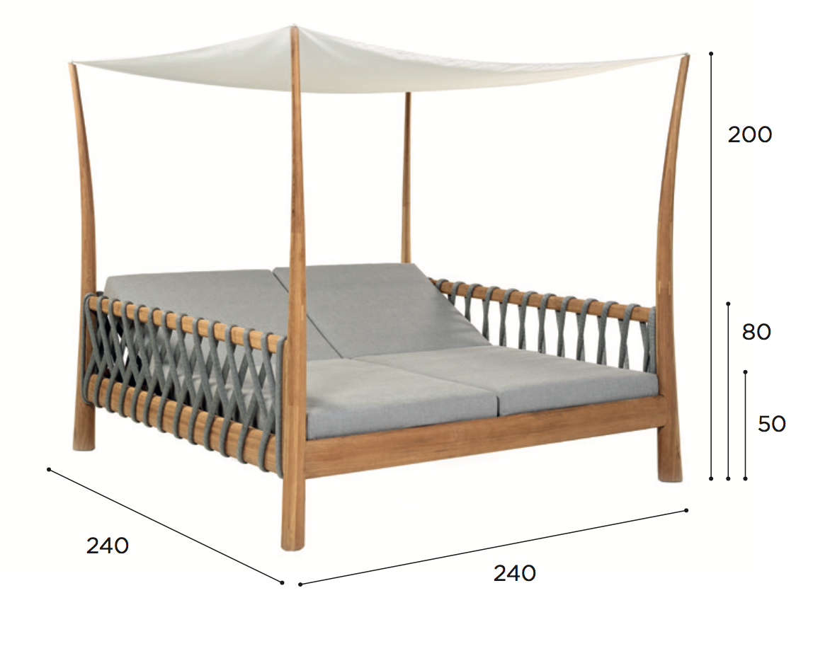 Tuskany daybed