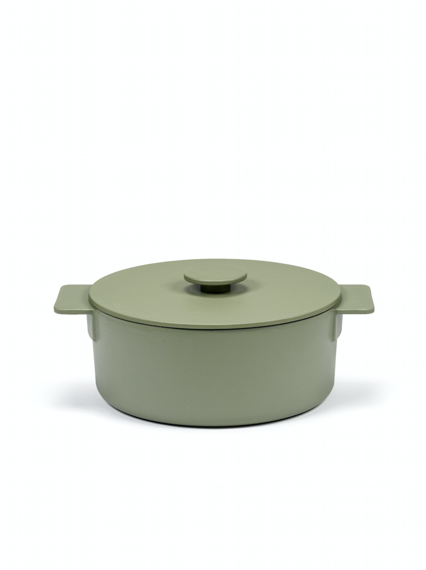 Surface pot - camogreen - Sergio Herman