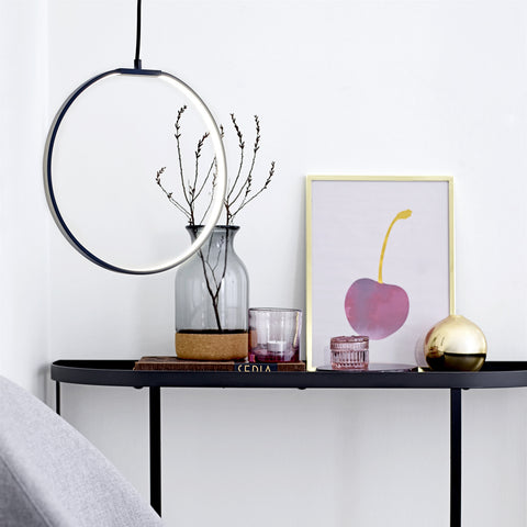 Room Mirror With Shelf