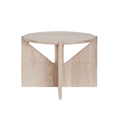 Oak Table - Round