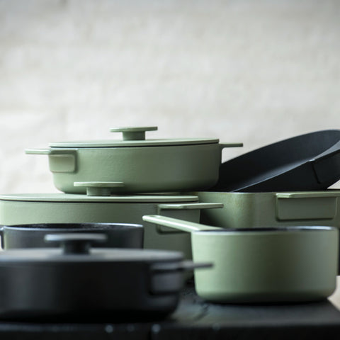 Surface pot laag - camogreen - Sergio Herman