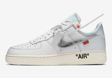 Official Images Of The Complex Con Exclusive OFF WHITE x Nike Air Force 1 Have Emerged