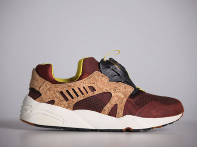 PUMA MMQ Disc Blaze Leather Cage Lux 'Cork Pack'