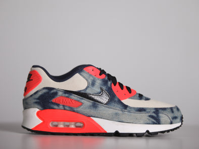 "atmos x Nike Air Max 90 QS ""Bleached Denim"""